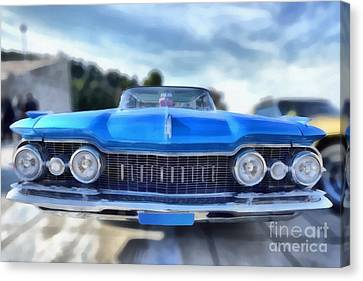 1959 Oldsmobile Dynamic 88 Canvas Print