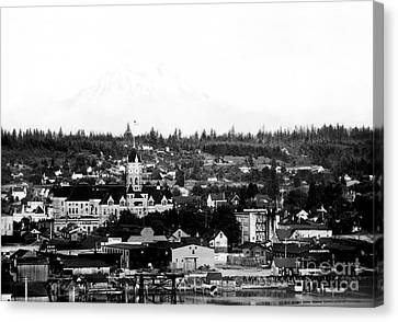 Olympia View 1910c Canvas Print