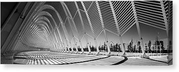 Olympic Sports Complex - Athens Canvas Print