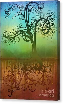Omid Canvas Print by Ryan Burton