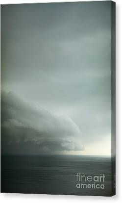 Ominous Skies I Canvas Print by Margie Hurwich