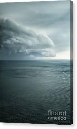 Ominous Skies II Canvas Print by Margie Hurwich