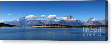 On A Clear Day Canvas Print by Beve Brown-Clark Photography