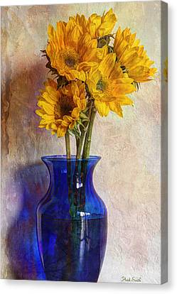On A Summer's Day Canvas Print by Heidi Smith