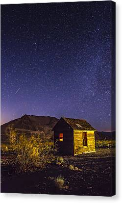 On Old Dream Canvas Print by Jon Glaser