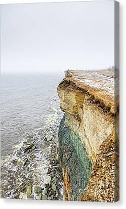 5dmk3 Canvas Print - On The Edge Of The World by Mario Mesi