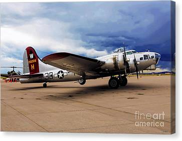 On The Ramp Canvas Print by Jon Burch Photography