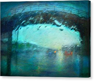 Canvas Print featuring the photograph On The Road #11 by Alfredo Gonzalez