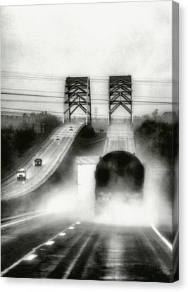 On The Road Again Canvas Print by Robert  FERD Frank