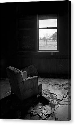 Once Upon A Time Canvas Print by Gary Heller
