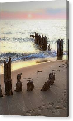 Once Upon A Time Canvas Print by Randy Pollard