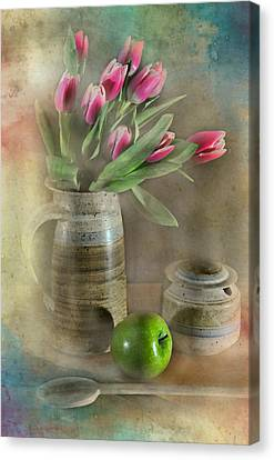 One Less Canvas Print by Diana Angstadt