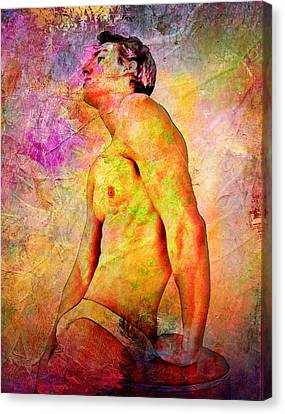 One Moment In Time  Canvas Print by Mark Ashkenazi