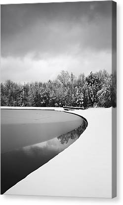 One Of More To Come Canvas Print by Ben Shields