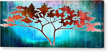Oneness Canvas Print