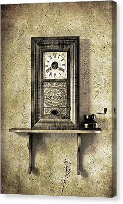 Only Time Will Tell Canvas Print by Jeff Burton