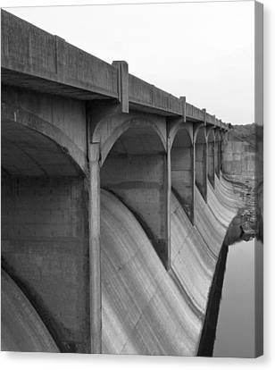 Ontelaunee Bridge Canvas Print