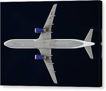 Airlines Canvas Print - Onurair by Niels Herbrich