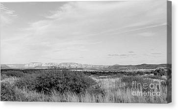 Open Air Canvas Print by George Mount
