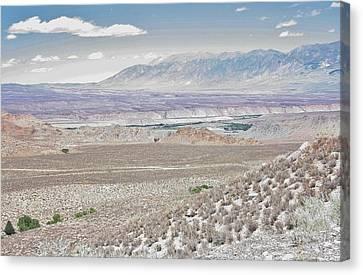 Open Lands Canvas Print