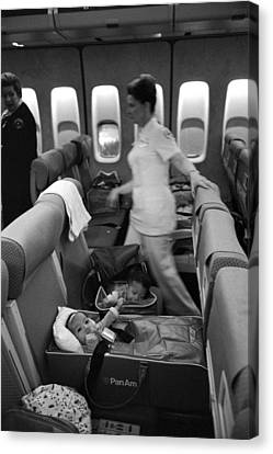 Operation Babylift, 1975 Canvas Print by Granger