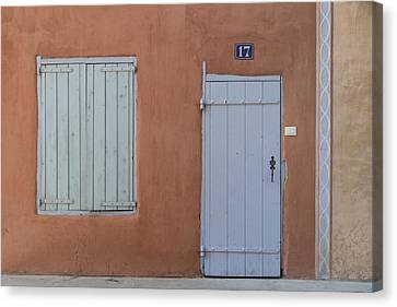 Venetian Blinds Canvas Print - Options.. by A Rey