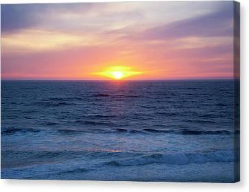 Wayside Canvas Print - Or, Gleneden Beach State Wayside by Jamie and Judy Wild