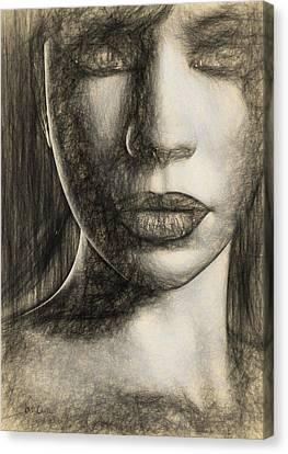 Oracle Canvas Print by Bob Orsillo