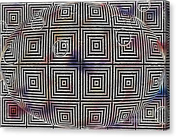 Orb Canvas Print