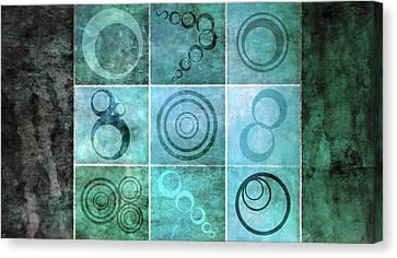Orb Ensemble 1 Canvas Print