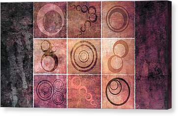 Orb Ensemble 2 Canvas Print