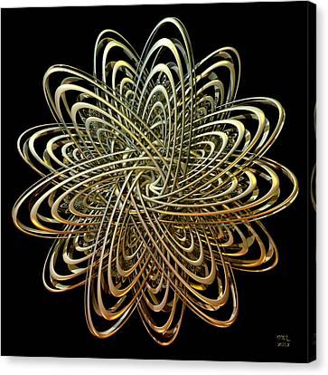 Orbital Elements Canvas Print