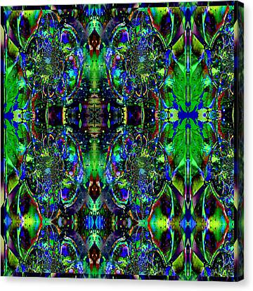Orchid Of Eternity Canvas Print by Robert Kernodle
