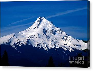 Oregon - Mt. Hood Canvas Print