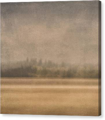 Oregon Rain Canvas Print