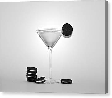 Oreo Happy Hour Canvas Print by Bill Cannon