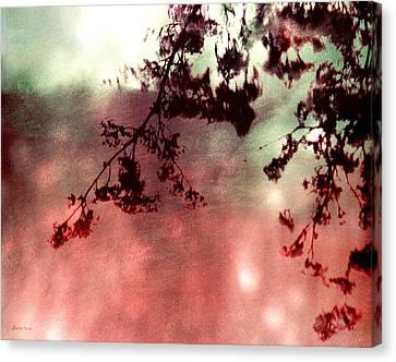 Organic Impressions Canvas Print