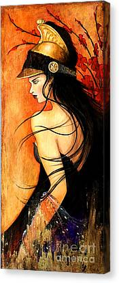 Orian Canvas Print by Dori Hartley