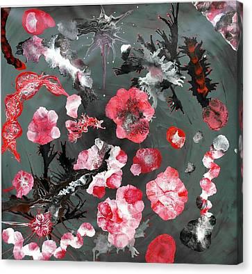 Oriem Canvas Print by Sumit Mehndiratta