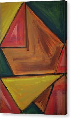Origami 2012 Canvas Print by Drea Jensen