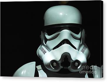 Original Stormtrooper Canvas Print