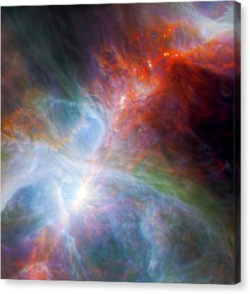Orion's Rainbow 1 Canvas Print by Jennifer Rondinelli Reilly - Fine Art Photography