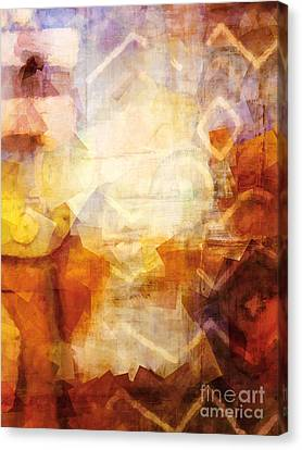 Ornamenta Canvas Print by Lutz Baar