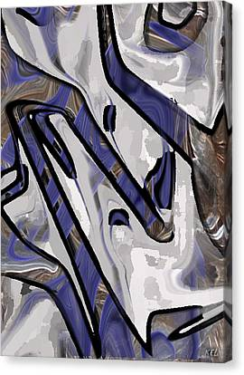 Ornate Canvas Print