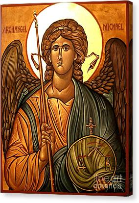 Orthodoxy Icon Canvas Print by Archangelus Gallery