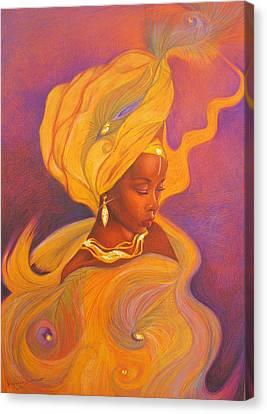 Oshun Goddess Canvas Print