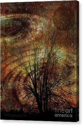 Otherworld Canvas Print by Mimulux patricia no No