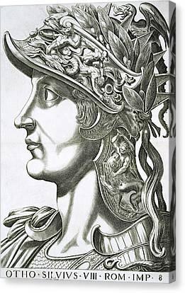 Otho , 1596 Canvas Print by Italian School