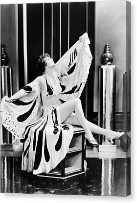 Our Modern Maidens, Joan Crawford Canvas Print by Everett