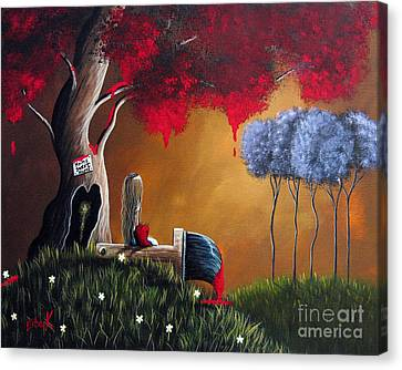 Our Place By Shawna Erback Canvas Print by Shawna Erback